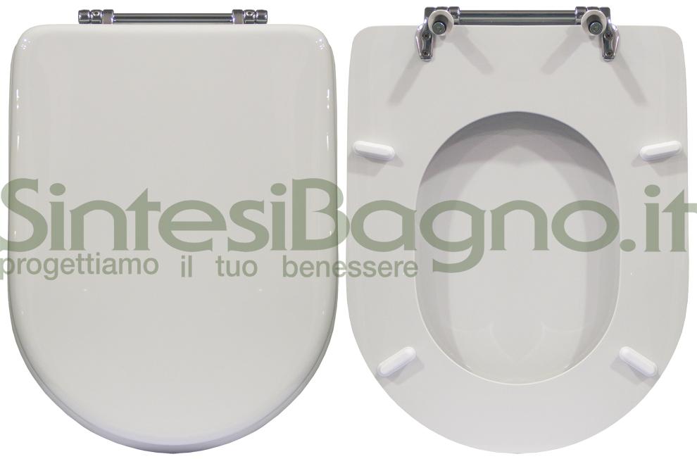 Ceramica Dolomite Serie Alpina.Copriwater Per Wc Alpina Dolomite Ricambio Dedicato Legno Rivestito Sintesibagno Shop Online