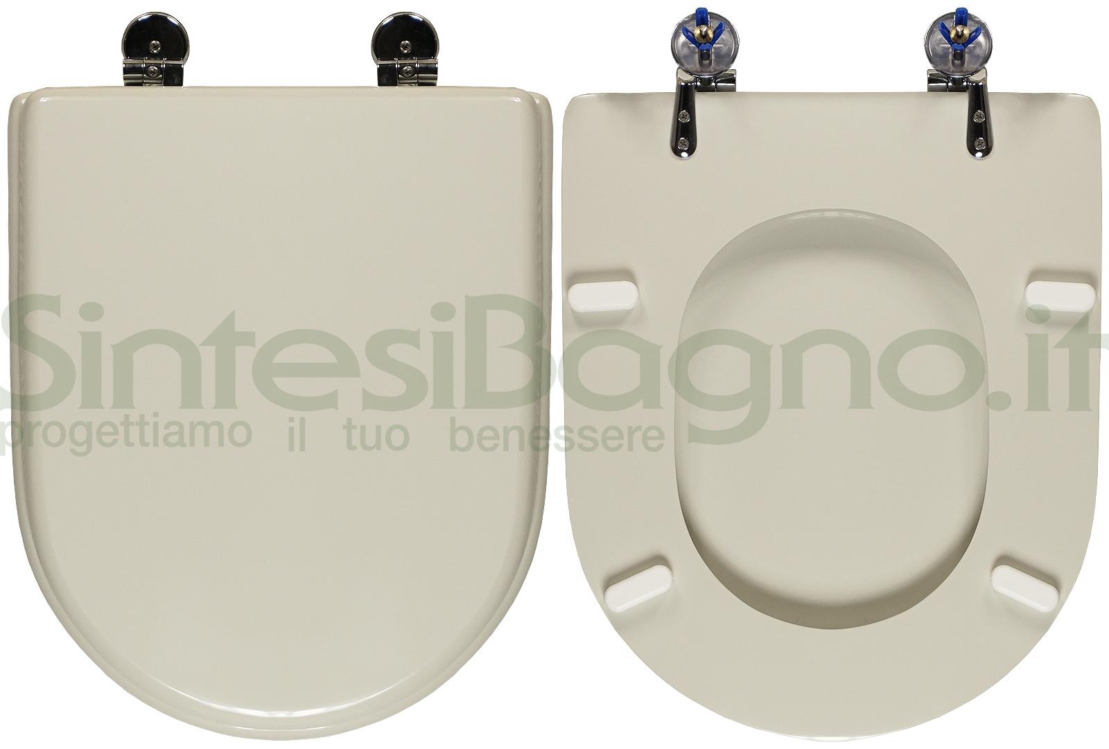 Copriwater per wc esedra ideal standard bianco standard for Copriwater ideal standard esedra