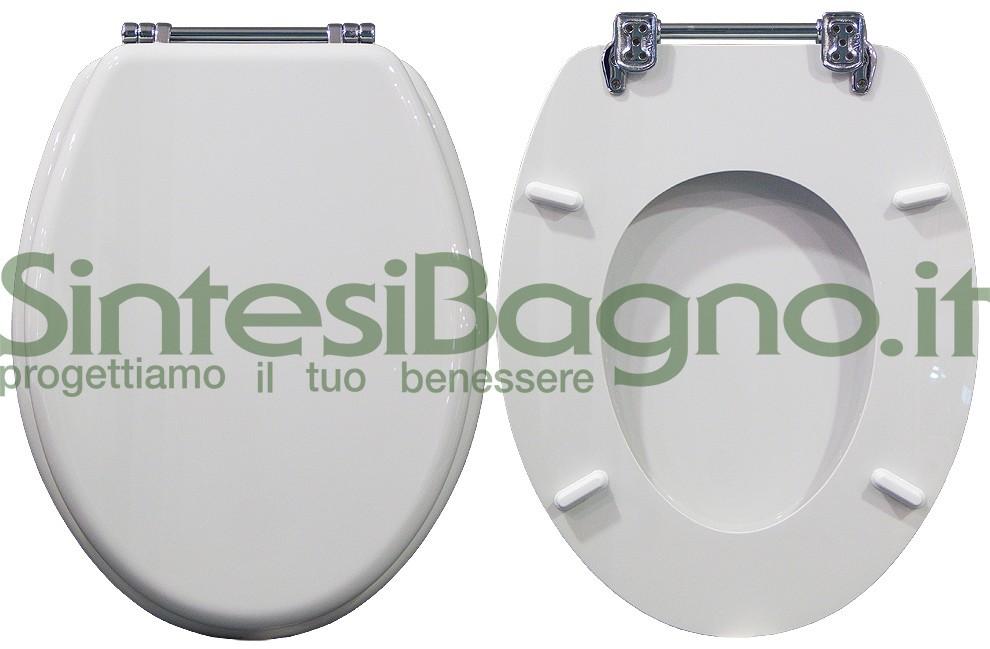 Copriwater per wc ellisse piu 39 ideal standard ricambio for Ellisse ideal standard