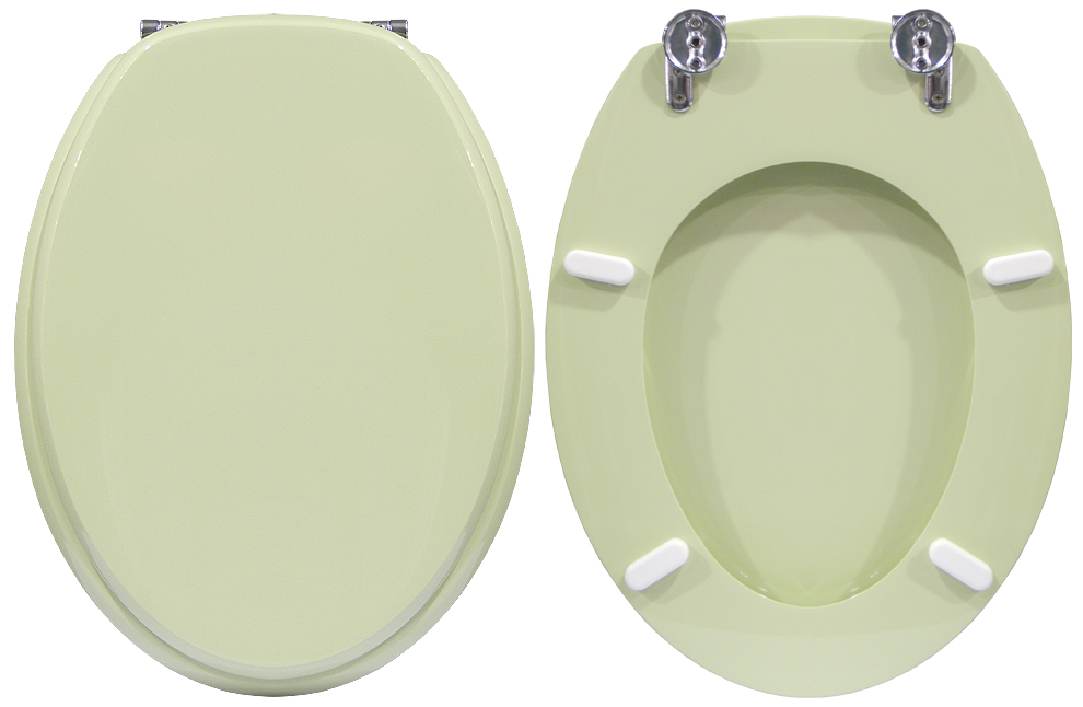 Copriwater per wc ellisse ideal standard verde for Ellisse ideal standard
