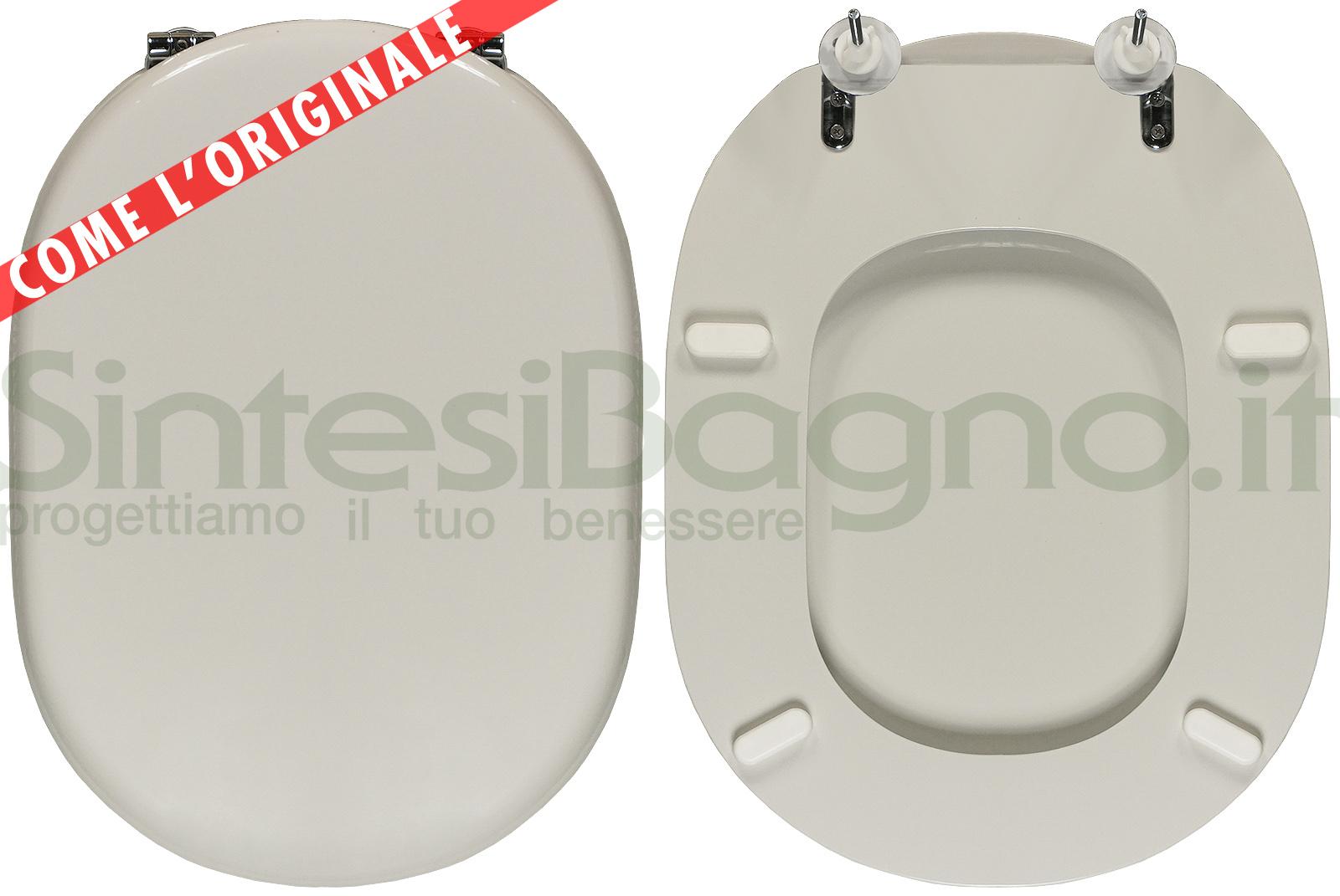 Wc Seat Fiorile Ideal Standard Model Standard White Type Like Original Sintesibagno Shop Online