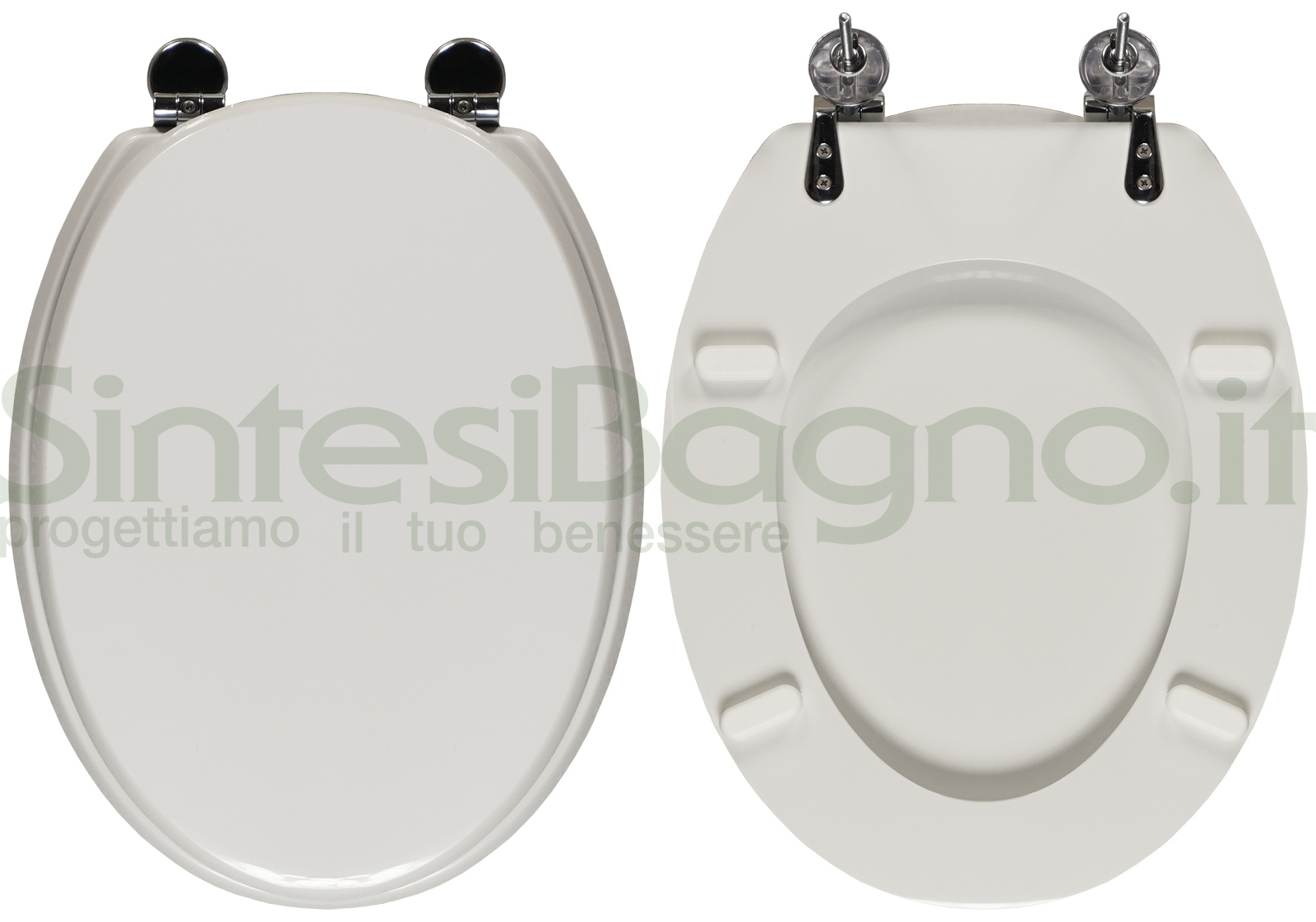 Copriwater per wc ellisse ideal standard ricambio for Ellisse ideal standard