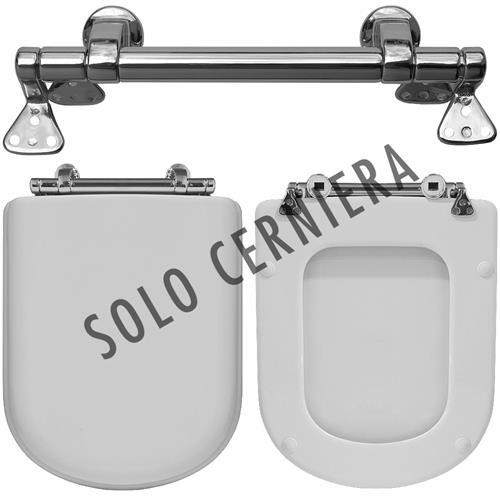 Cerniere per copriwater originale serie calla ideal for Ideal standard cantica copriwater