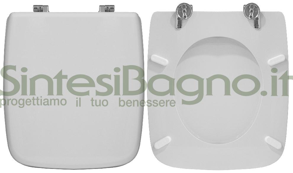 Copriwater per wc cantica ideal standard ricambio for Ideal standard cantica copriwater