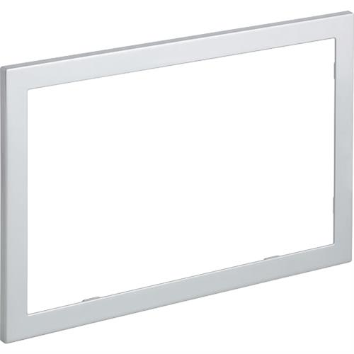 Geberit cover frame Omega60. Chrome-plated, brushed. 115.086.GH.1