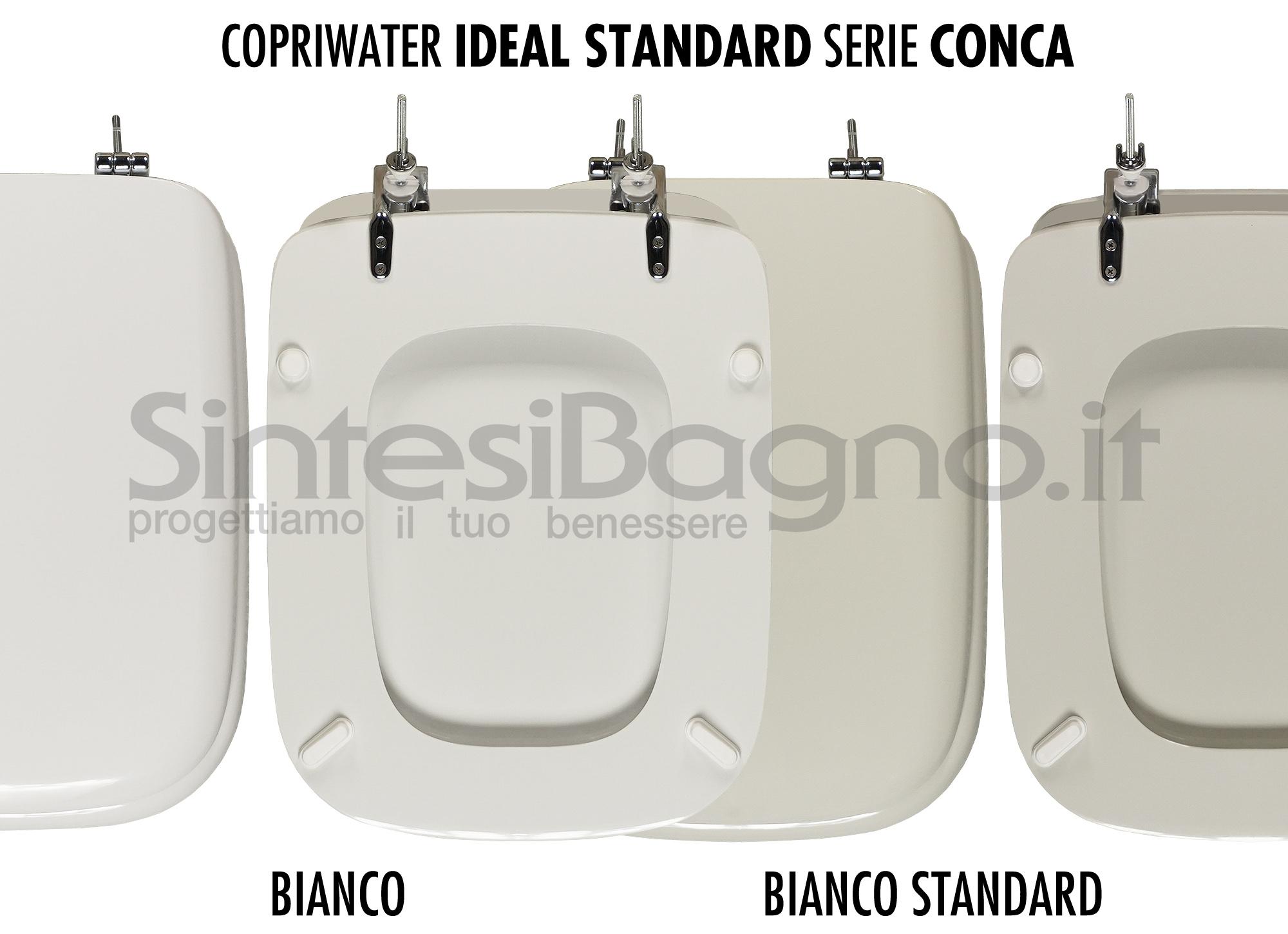 Sedile Tesi Ideal Standard Bianco Europa.Copriwater Ideal Standard Colore Bianco O Bianco Standard Dettaglio Notizia Sintesibagno Shop
