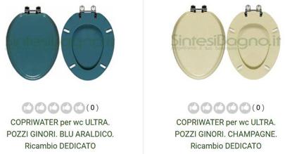 Sanitari Pozzi Ginori serie ULTRA