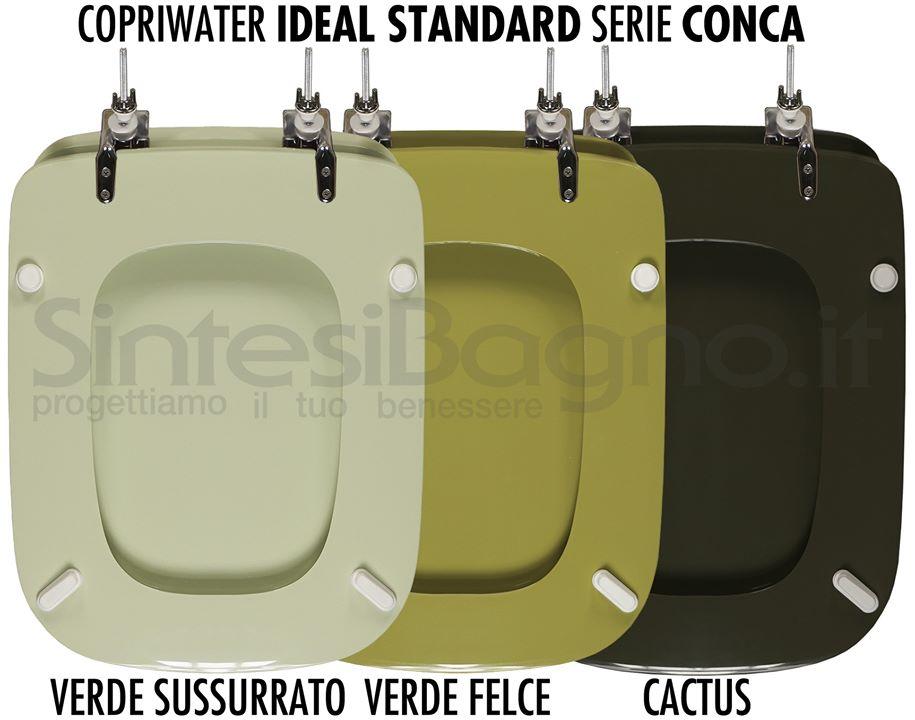 Sedile Water Ideal Standard Conca.Copriwater Sedile Wc Conca Scopri Quale Prodotto E Perfetto Per Il Vaso Ideal Standard Modello Conca La Versione Definitiva Dettaglio Notizia Sintesibagno Shop